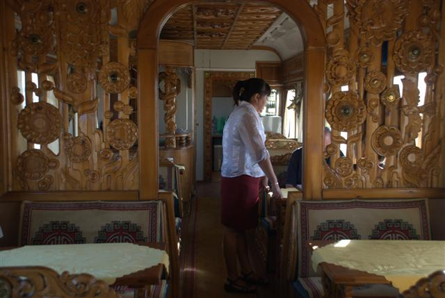 Dining car (Small)