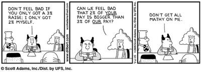 Dilbert mathy