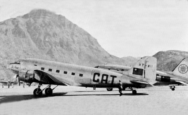XT-811stpaul airplane